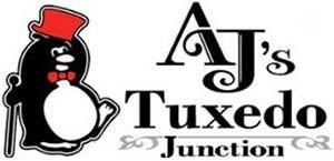 AJ's tuxedo Junction logo