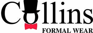 Collins Formalwear logo