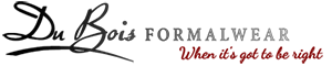 DuBois Formalwear logo