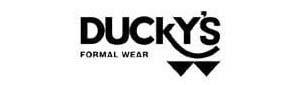 Duckys Formal Wear logo