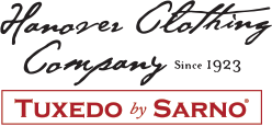 Hanover Clothing by Sarno logo