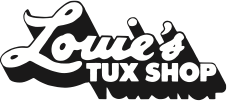 Louies Tux Shop logo