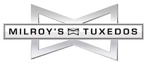 Milroys Tuxedos logo